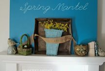 Easter/Spring Decor & DIY / by Sharon Pyle