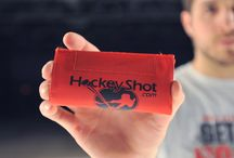 HockeyShot Synthetic Ice session / by HockeyShotStore