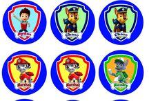 círculos patrulla