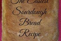 Sourdough recipes + starter tips & more!