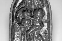stredoveké medovníkové formy
