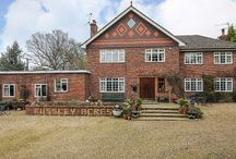 PROPERTY IN WEST SUSSEX / PROPERTY WITH LAND FOR SALE BY RURAL SCENE IN WEST SUSSEX