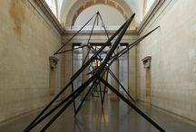 Sculpture + installation
