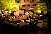 Casamiento en el Hotel Four Seasons / Boda informal. Boda de noche. Luxury