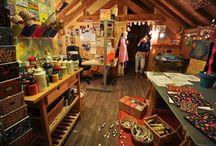 Lali artist studio / Mon atelier, mon refuge