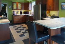 Home - Kitchen Inspiration / by Morgan Rooks