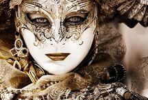 Venetian Masque / .