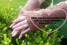 American Crochet's Patterns  / You can find these crochet patterns on my website. www.americancrochet.com