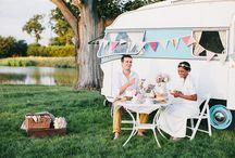 20 Caravan wedding