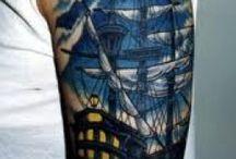 Tattoos / by Stefanie Baum