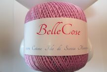 BELLECOSE BY PRONTOLANA / 100% Cotone Filo di scozia