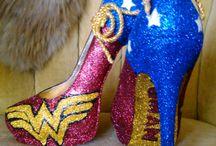 Wonder Woman / yes i am ;)