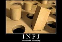 MBTI: INFJ / by Ruth James