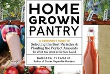 Books by Barbara Pleasant / Great books on gardening, composting, and even some fiction from Barbara Pleasant