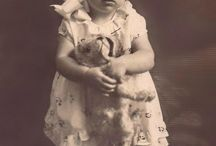 Antique photos of children