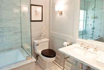 Home: Bathrooms / by Jen @ Rambling Renovators