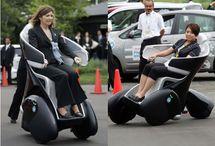 futuristiske kjøretøy