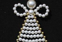 figuras con perlas
