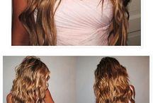 Beauty.. hair.. make-up & nails!