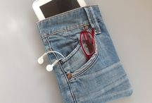 pochettes jean