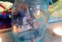 Mason Jars / Pretty jars :)