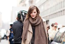 Layering / It's the Layering season. How to get it right this Autumn/Winter.
