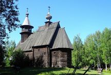 Ancient Wooden Architecture