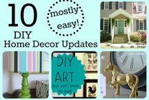 diy home decor / by sharene anderson