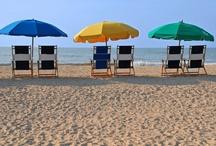 The Beach! / by Debi Baker