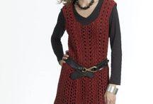 Crochet- Clothing / by Sheila Zaugg Giles