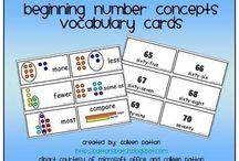 Early numeracy / by Jennifer Hoffpauir