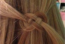 Hair / by Terri Kassakatis