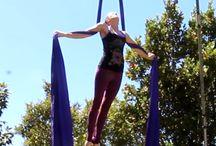 Aerials / Trapeze, Silks and Lyra