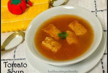 Veg soups