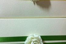 Wedding Invitation-Partecipazioni di Nozze / Wedding Invitation that I love Partecipazioni di nozze che mi piacciono