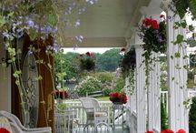 Balkon ve Teraslar