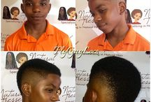 Men's Hair Cuts / Here is where you can view all of my current barbering styles and designs.  / by Fly Guy Locs