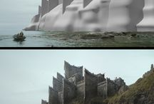 Gorgeous Matte Paintings
