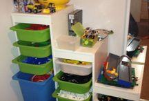 Lego & Lego Storage