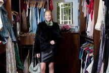 Closet organization ideas / by Carrie A