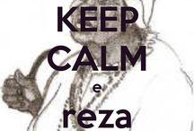 Umbanda - Keep Calm / Imagens com o tema Keep Calm relativos a Umbanda