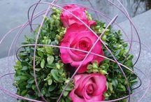 temető virágok