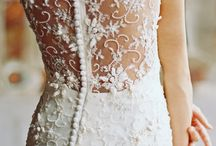 Amazing lace / Lace couture. Evening wear and bridal wear