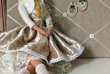 tilda & other dolls