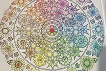 Jardín Secreto / Libros para colorear para adultos