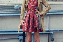 Fall Fashion / by Pheniece Jones