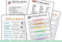 H-school teaching writing / by Kerrianne Gahr