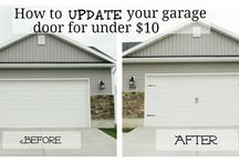 Home - Garage / by Tina Cowden Chase