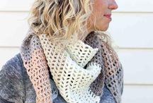 triangular scarves