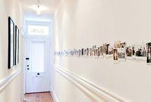 polaroid walls